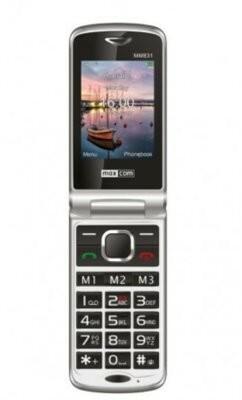 Maxcom MM831BB Czarny