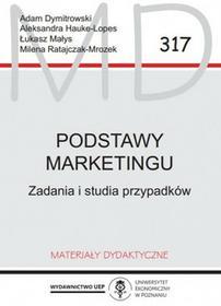 Dymitrowski Adam, Hauke-Lopes Aleksandra, Małys ŁuPodstawy marketingu