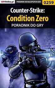 """Borys \""""Shuck"""" Zajączkowski Counter-Strike: Condition Zero - poradnik do gry"""