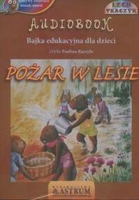 Astrum Pożar w lesie (audiobook CD) - Lech Tkaczyk