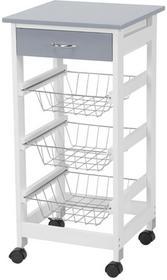 Excellent Houseware Wózek kuchenny wielofunkcyjny barek 170160800