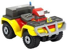 Dickie Toys Strażak Sam 3 pojazdy Die-Cast Mercury, Neptune i Jupiter 203099629038_MERCURY