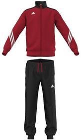 Adidas Dres treningowy Sereno 14 JR czerwony D82933