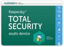 Kaspersky Total Security multi-device 2PC/1Rok Odnowienie