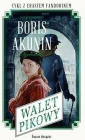Świat Książki Boris Akunin Walet pikowy