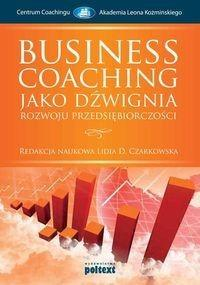 Poltext Business Coaching jako dźwignia rozwoju przedsiębiorczości - Poltext