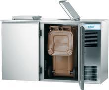 Rilling Schładzarka na odpady 2x120 l | AAK M021 200 AAK-M021-200