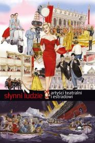 Omnibus Słynni ludzie Artyści teatralni i estradowi - R. Barsotti