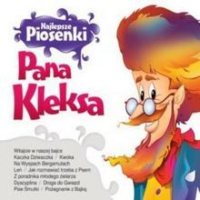 Najlepsze Piosenki Pana Kleksa CD) Maryla Rodowicz Małgorzata Ostrowska Edyta Geppert Andrzej Rosiewicz Emilian Kamiński
