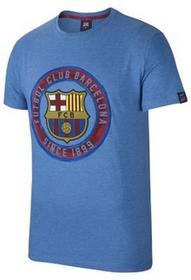 Nike T-shirt męski FC Barcelona - Niebieski FCB353-999