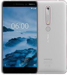 Nokia 6.1 32GB Dual Sim Biały