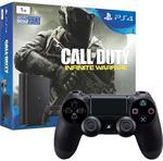Sony PlayStation 4 1Tb D Chassis + Call of Duty Infinite Warfare + Kontrolel DualShock