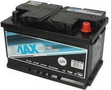 4MAX ECOLINE - 75Ah 700A P+