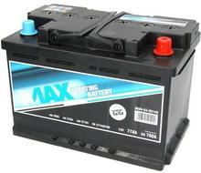4MAX ECOLINE - 77Ah 760A P+
