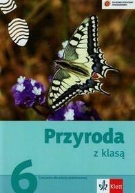LektorKlett Przyroda z klasą 6 Ćwiczenia - Ewa Frąckowiak, Ewa Gęca, Joanna Buniowska