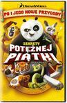 Kung Fu Panda Sekrety Potężnej Piątki DVD) Raman Hui