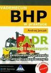 Zacharek Dom Wydawniczy Vademecum BHP w praktyce. ADR w spedycji i ....