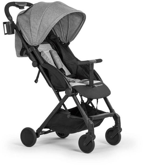KinderKraft  Wózek spacerowy Pilot (Grey)