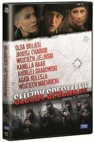 Telewizja Polska S.A. Służby specjalne DVD) Patryk Vega