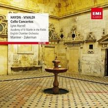 Vivaldi Haydn Cello Concertos English Chamber Orchestra OD 24,99z