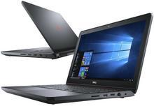 """Dell Inspiron 5577 15,6"""" FHD, Core i5, 256GB SSD, 8GB RAM, GTX1050, W10H"""