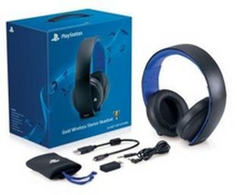 Sony Słuchawki Wireless Stereo Headset 2.0 Boxed PS4/PS3/PSV