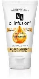 Oceanic Oil Infusion Avocado Babassu Oil Peeling Gel For Washing Face żel peelingujący do mycia twarzy 150ml 44861-uniw