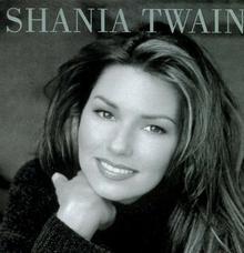 Mercury Records Shania Twain