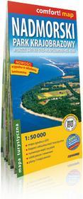 ExpressMap Nadmorski Park Krajobrazowy - mapa turystyczna 1:50 000 - Praca zbiorowa