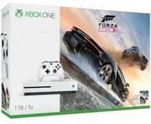 Microsoft Xbox One S 1 TB Biały + Forza Horizon 3