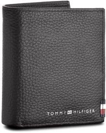 Tommy Hilfiger Mały Portfel Męski Soft Leather Ns Trifold AM0AM03189 002