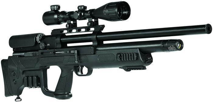 Hatsan Arms Company Wiatrówka PCP Bullpup (GLADIUS LONG) T012035