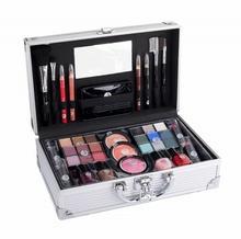 2K 2K Fabulous Beauty Train Case zestaw Paletka do makijażu dla kobiet