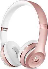 Beats by Dre Solo 3 Wireless różowe złoto