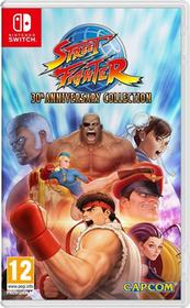Street Fighter 30th Anniversary Collection NSWITCH