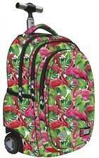 Plecak na kółkach Flamingo