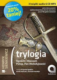 Aleksandria Ogniem i mieczem, Potop, Pan Wołodyjowski - Trylogia (audiobook CD) - Henryk Sienkiewicz