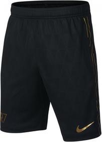 Nike spodenki piłkarskie CR7 B NK Dry Acdmy Short KZ/Black/Metallic Gold/Metallic Gold M