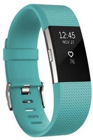 Fitbit Charge 2 L turkusowo-srebrny