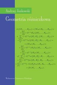 Wydawnictwo Uniwersytetu GdańskiegoGeometria różniczkowa - odbierz ZA DARMO w jednej z ponad 30 księgarń!