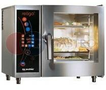 RM Gastro Piec konwekcyjno-parowy elektryczny natryskowy 6x GN 1/1 Retigo Orange O 611 in O 611 in