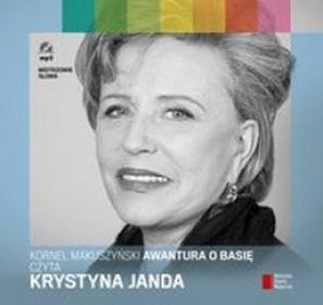 Agora Awantura o Basię (audiobook CD) - Kornel Makuszyński
