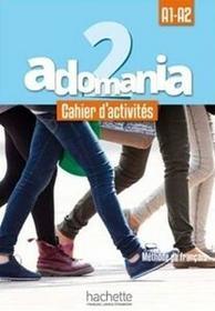 Adomania 2 Zeszyt ćwiczeń + Audio CD + Kod - dostępny od ręki, wysyłka od 2,99