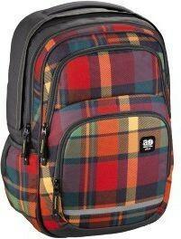 Hama ALL OUT plecak szkolny BLABY woody Orange