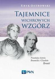 Wydawnictwo Naukowe PWN Tajemnice Wichrowych Wzgórz. Prawdziwa historia Branwella i Charlotte Bronte - Eryk Ostrowski