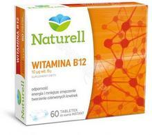 Naturell USP ZDROWIE Witamina B12 x 60 tabl do ssania INSTANT