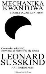 Prószyński Mechanika kwantowa - teoretyczne minimum - Leonard Susskind, Friedman Art