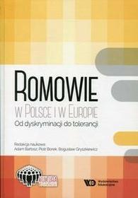 Wydawnictwo Edukacyjne Romowie w Polsce i w Europie - Bartosz Adam, Piotr Borek, Gryszkiewicz Bogusław
