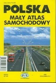 Bik Polska - mały atlas samochodowy (skala 1:720 000) - BiK
