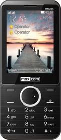 Maxcom MM235 Dual SIM Czarny